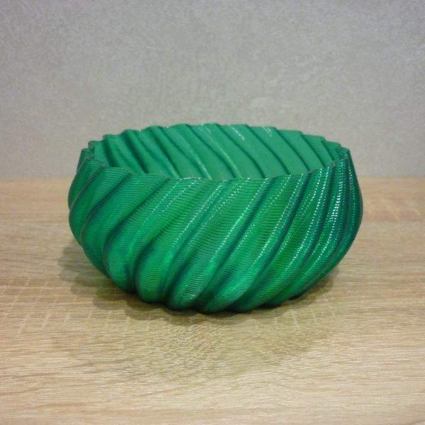 """Изумрудный SBS """"ВАТСОН"""" пластик для 3Д принтера 1,75 ММ. 0,5 КГ."""
