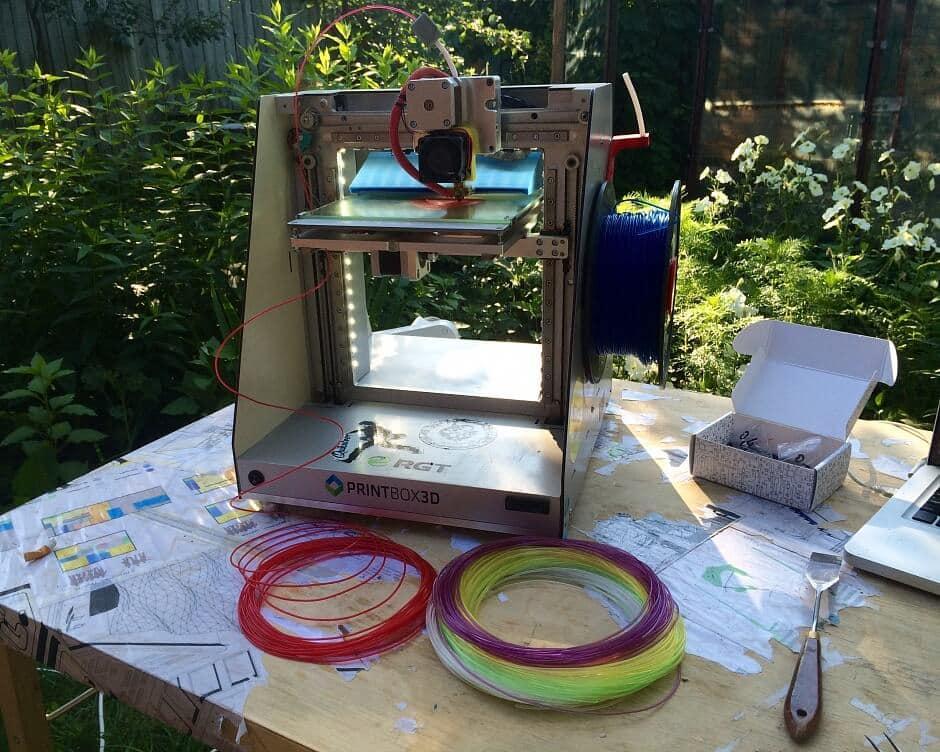 SBS ВАТСОН пластик для 3Д принтера.