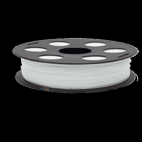 Белый SBS «ВАТСОН» пластик для 3Д принтера 1,75 ММ. 0,5 КГ.