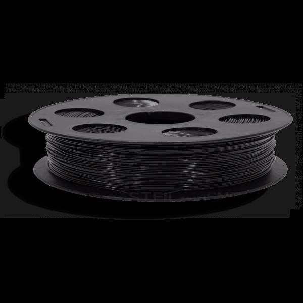 Черный SBS «ВАТСОН» пластик для 3Д принтера 1,75 ММ. 0,5 КГ.