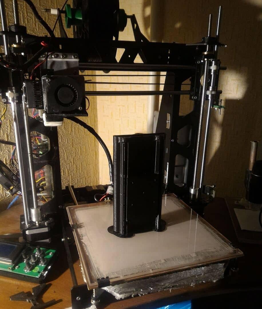 «Чудотворное» Ситалловое стекло для 3Д принтера